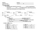 Spanish Present Tense Verbs Guided Notes and Practice.