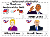 Spanish U.S. Presidential Election 2 Emergent Reader Booklets - Las Elecciones