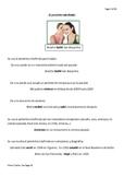 Spanish Preterite Tense El pretérito indefinido