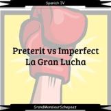 Spanish Preterit versus Imperfect Video Bundle (Distance L