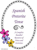 Spanish Preterite Bundle (Regular, Irregular, Stem-changers, etc.)