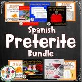 Spanish Preterite Bundle Regular and Irregular
