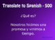 Spanish Preterite I Group Jeopardy-Style Review Game