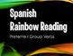 Spanish Preterite I Group Stations