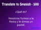 Spanish Preterite Ir Ser Dar Ver Jeopardy-Style Review Game