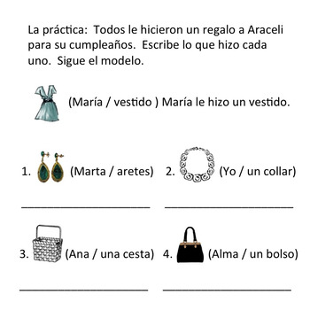 Spanish Preterite PowerPoints and Curriculum Bundle