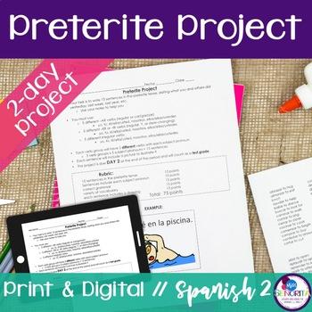 Spanish Preterite Project