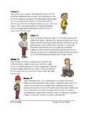 Spanish Preterite Reading: ¿Qué hiciste ayer? (Pretérito)