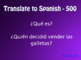 Spanish Preterite Regular ER and IR Jeopardy-Style Review Game