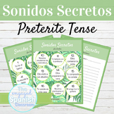 Spanish Preterite Tense Sonidos Secretos Speaking Activity