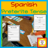 Spanish Preterite Tense - TFL and Dual Language applications