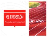 Spanish Preterite Vs Imperfect Decathlon