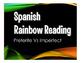Spanish Preterite Vs Imperfect Stations