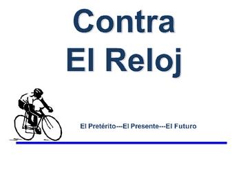 Spanish Preterite Writing Activity (Powerpoint)