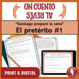 Spanish Preterite Writing Activity   Un cuento al revés  