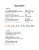 Spanish Preterite Y Group Song Titles