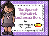 Spanish Printable Alphabet and Vocabulary/Lectoescritura. El Abecedario Español