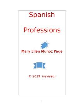 Spanish Professions