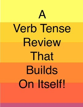 Spanish Progressive Review of Verb Conjugation