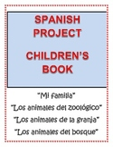 Spanish Project: Create A Children's Book!