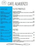 Spanish Project: Restaurant