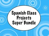 Spanish Project SUPER Bundle - Countries, Heritage, Cultur