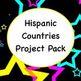 Spanish Project SUPER Bundle - Countries, Heritage, Cultur