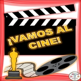 Spanish Project: ¡VAMOS AL CINE!