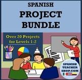 Spanish Projects Bundle