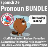 Spanish - Pronoun BUNDLE!