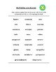 Spanish Pronunciation: Letter X - Rules, Practice Sheets & Flashcards