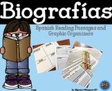 Spanish Prove Your Evidence Biographies/Demuestra tu evidencia con biografías