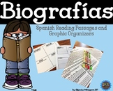 Spanish Prove Your Evidence Biographies/Demuestra tu evide