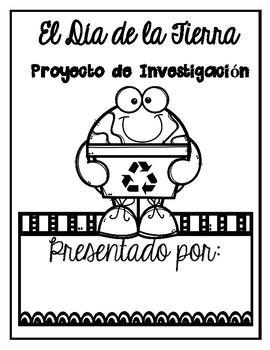 In Spanish / Día de la Tierra