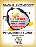 Spanish Psychomotricity Games / Juegos de Psicomotricidad