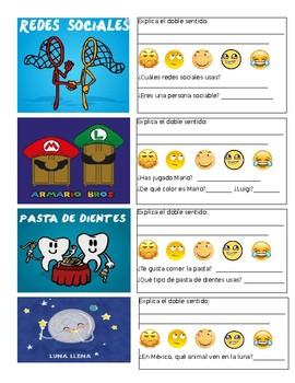 Spanish Pun Fun (Doble Sentidos Divertidos)