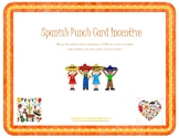 Spanish Punch Card Incentives
