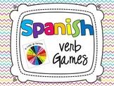 Spanish Verb Games {ser, gustar, present tense}