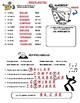 "Spanish Puzzles for Regular Present Tense ""AR"" Verbs. Verb"