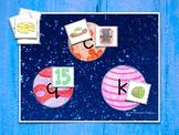 Spanish Q, C, K Sorting Activity - Clasificar por consonan