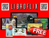 Spanish QR Codes - FREE Videos BUNDLE, Listening Stations, Reading Library, iPad