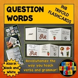 Spanish Question Words Flashcards, Interrogatives Interact