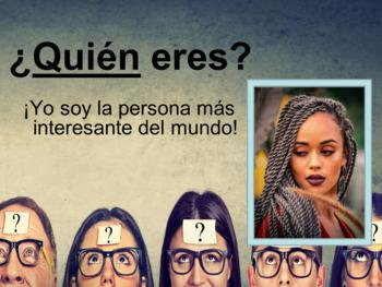 Spanish Interrogatives PowerPoint Question Words Interrogativas