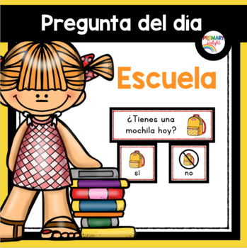 Spanish Question of the Day: Back to School (Escuela)