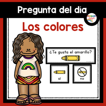 Spanish: Question of the Day - Colors (Los Colores)