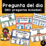 Spanish Question of the Day (Pregunta del dia)