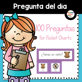 Spanish: Question of the Day for Beginning Readers (Pocket