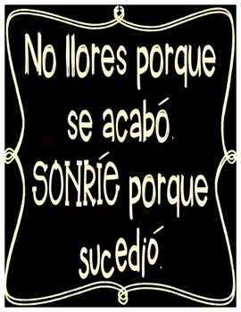 Dr. Seuss SPANISH QUOTES Free