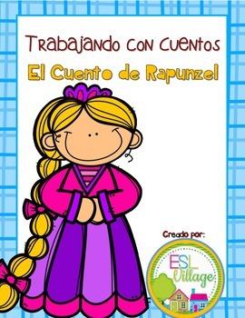 In Spanish {Rapunzel}