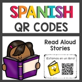 Spanish QR Codes Listening Center